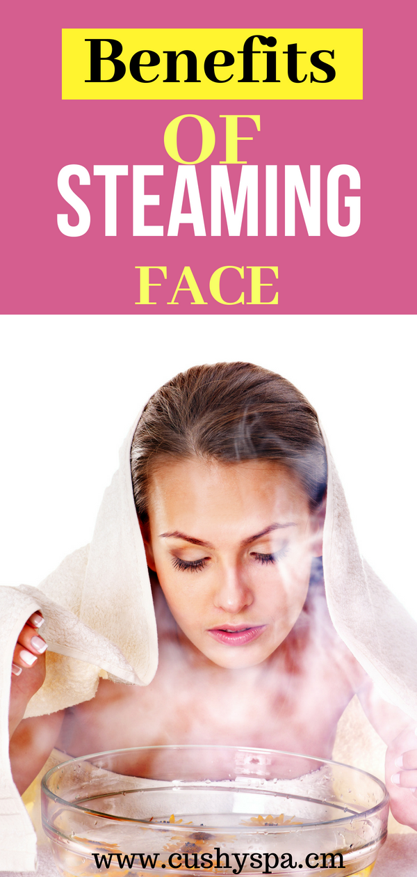 Learn more about face care. Especially the benefits of steaming face and getting a facial. Facial care is important! #facialcare #facecare #facemask