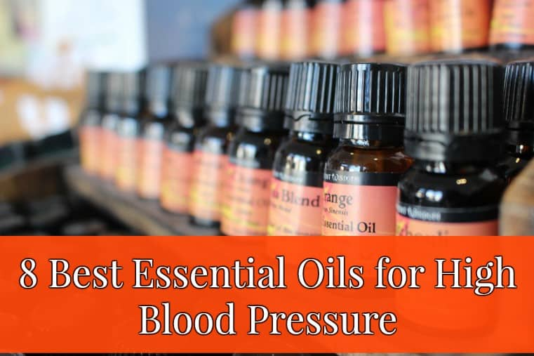 best essential oils for high blood pressure