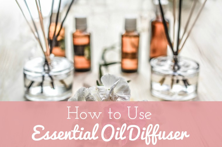 how to use essential oil diffuser at home cushy spa. Black Bedroom Furniture Sets. Home Design Ideas
