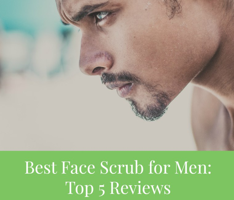 best face scrub for men