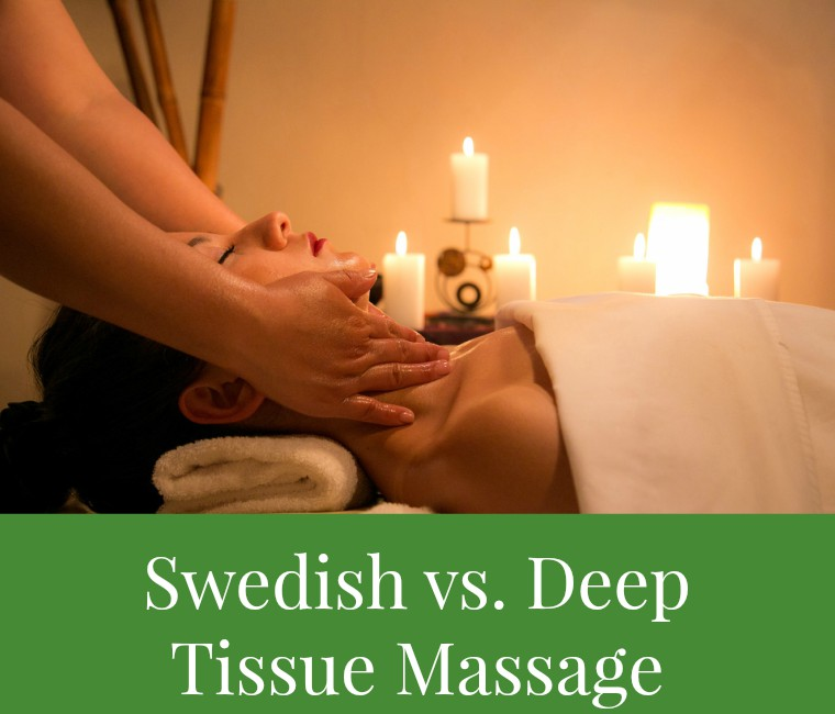 swedish vs deep tissue massage