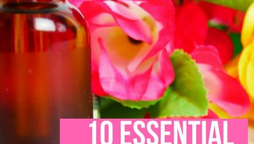 10 Essential Oils for Itching