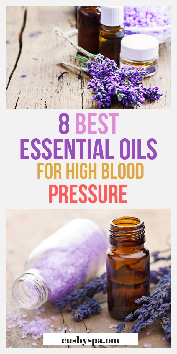Essential Oils for High Blood Pressure Tips