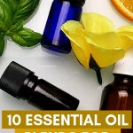 10 Essential Oil Diffuser Recipes for Sleep