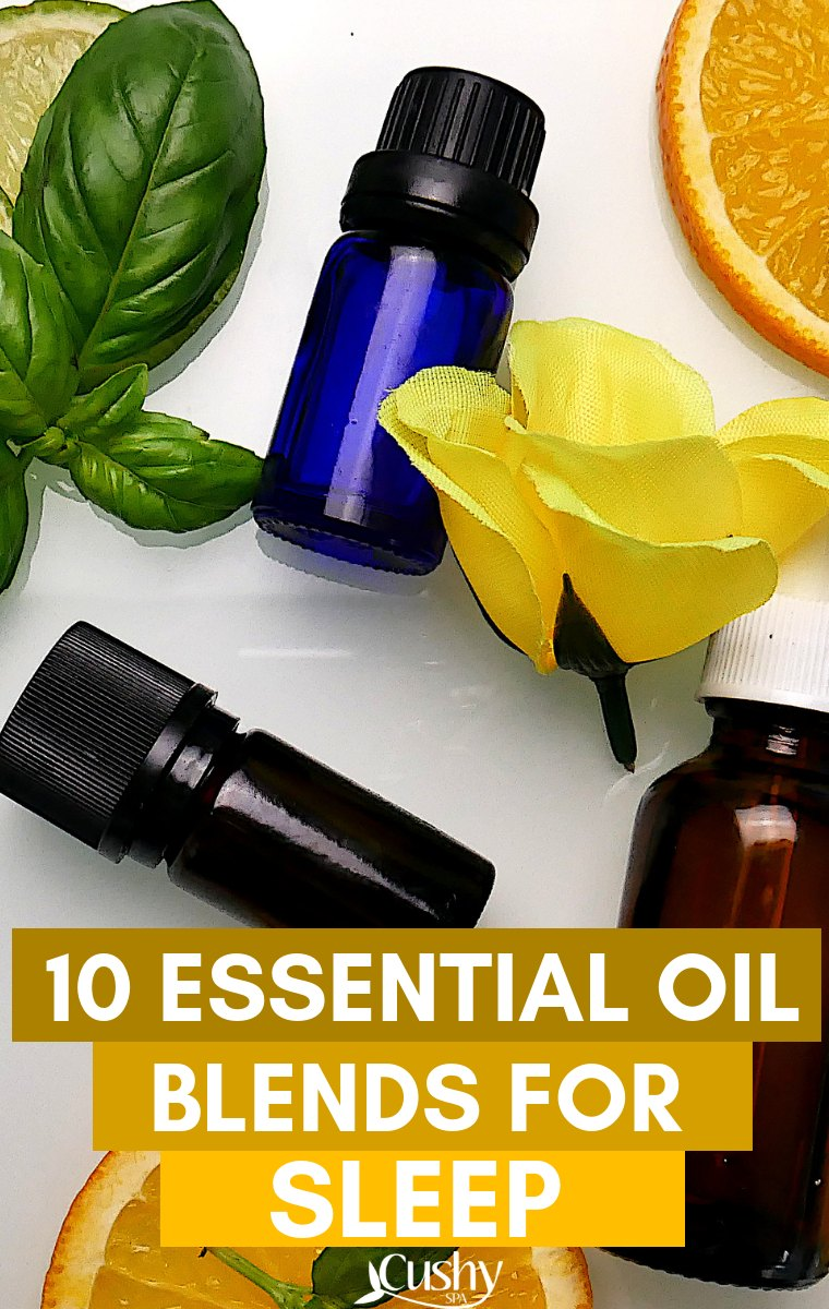 10 essential oil blends for sleep