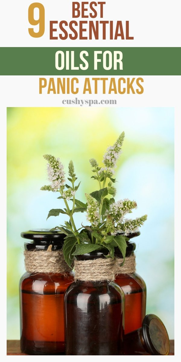 7 Best Essential Oils for Panic Attacks Pinterest