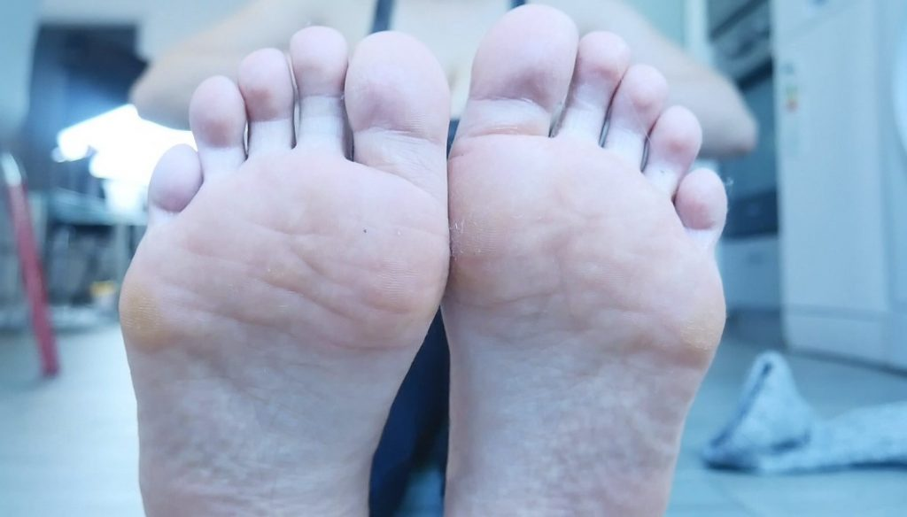 feet care tips results