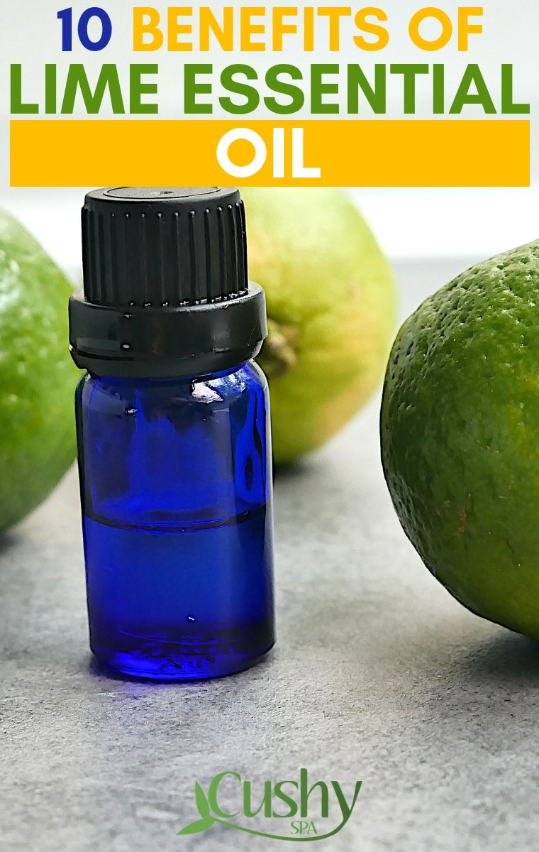 10 benefits of lime essential oil