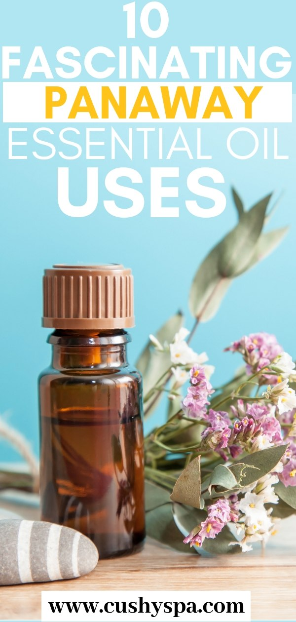 Here are 10 fascinating PanAway essential oil uses for you. Relieve pain, get rid of a headache, soothe muscle pain, prevent acne and much more! Aromatherapy benefits are great. #aromatherapy #essentialoils