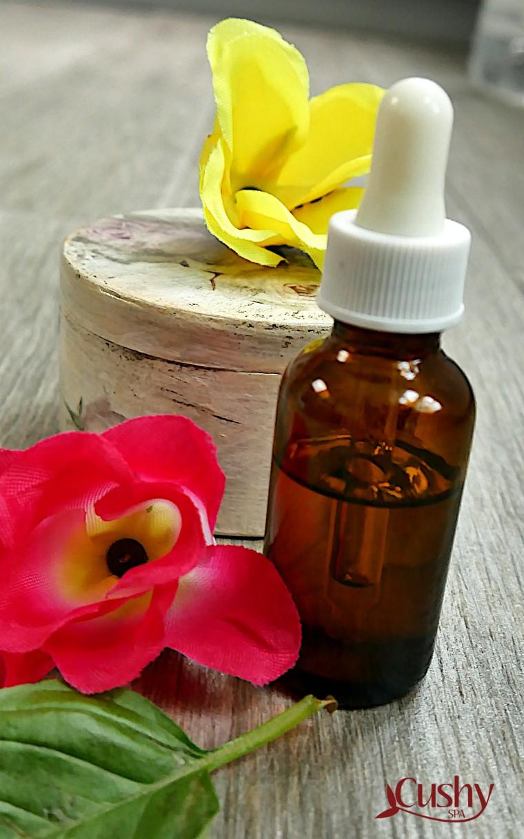 DIY valor essential oil
