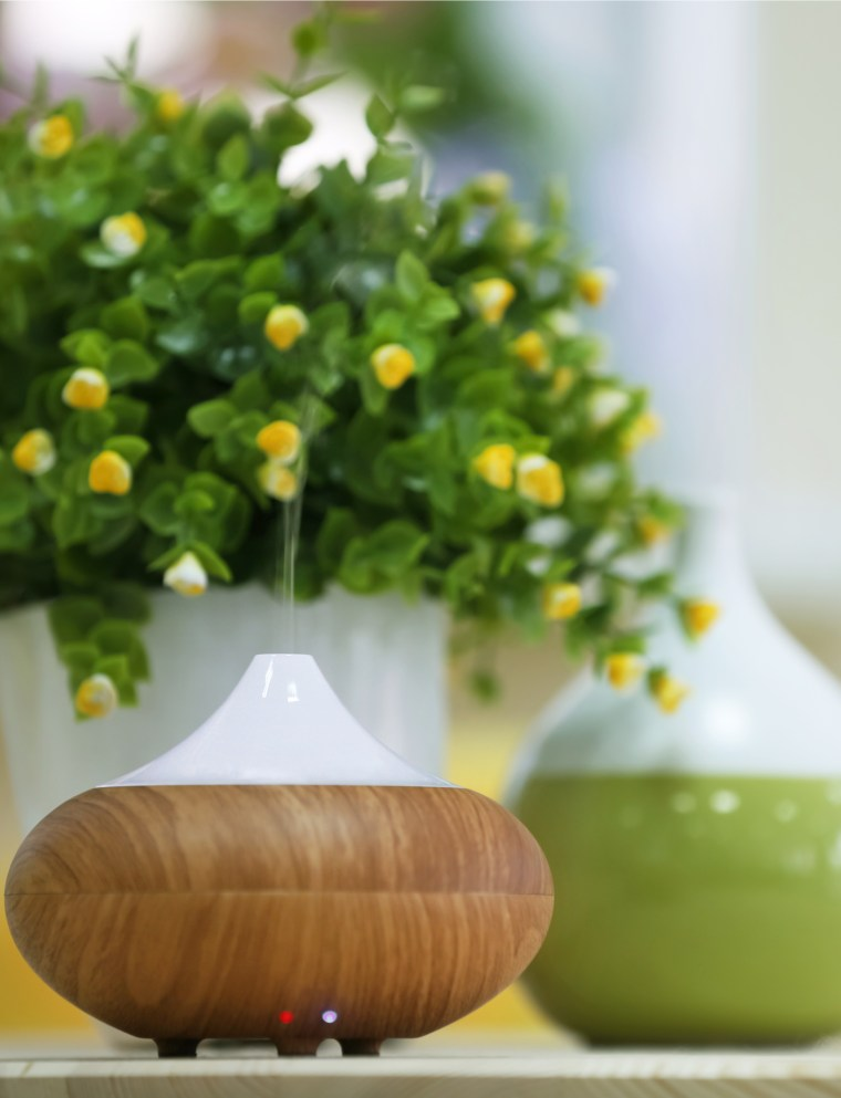 essential oils diffusers all types