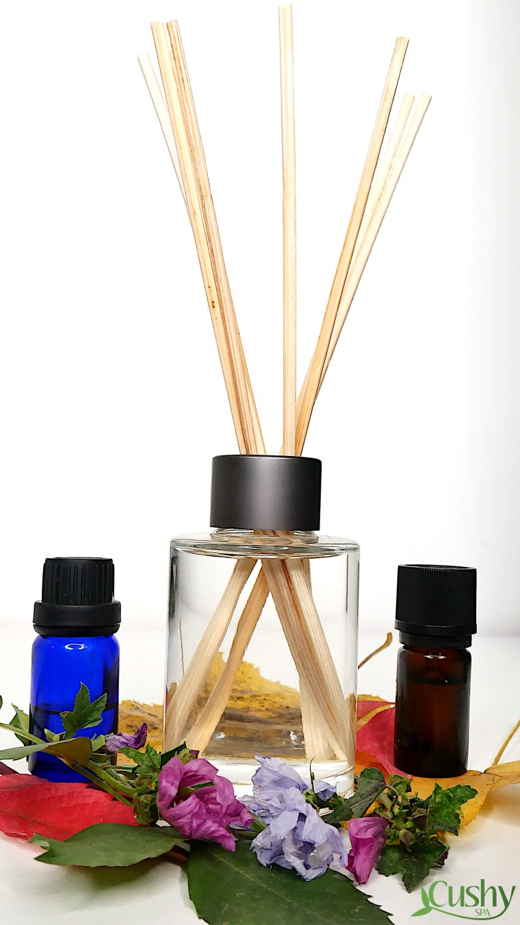 essential oils for diffusing cushy spa