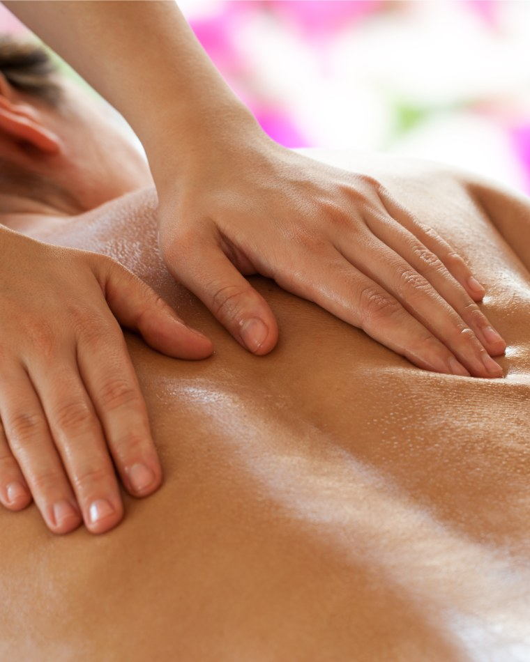 full body massage tips