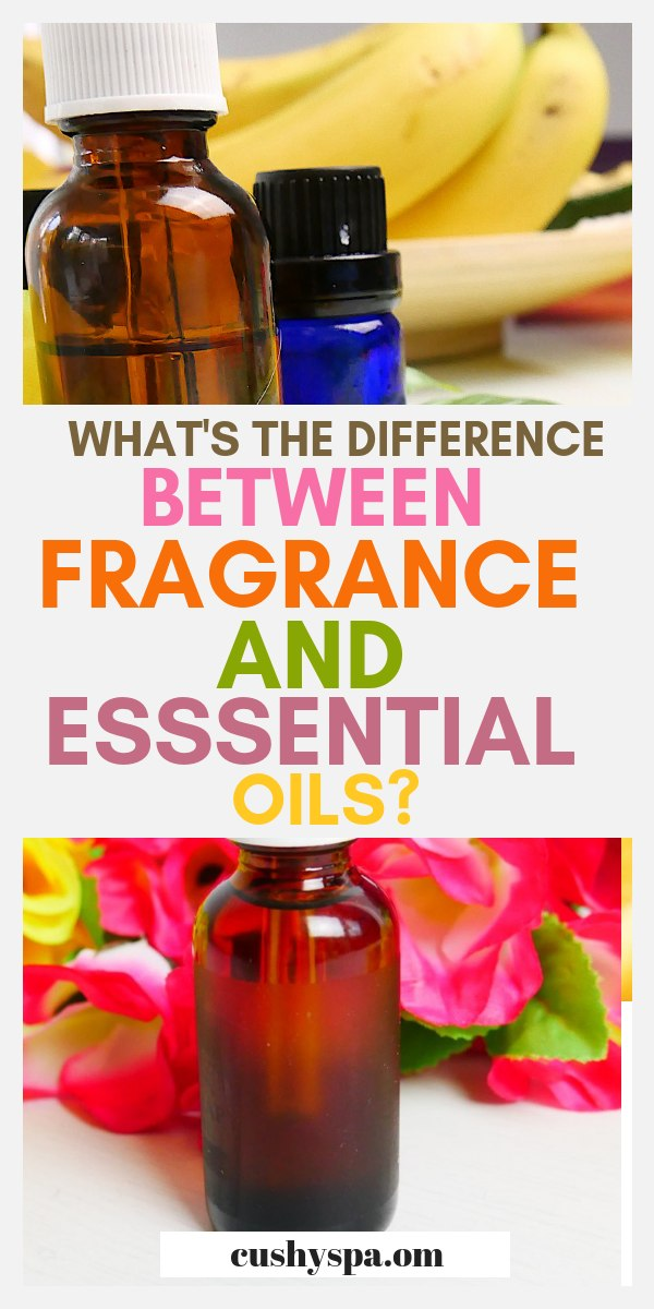 Fragrance oils vs essential oils. Everything about essential oil benefits, fragrance oil drawbacks, essential oil uses and more! Enjoy the benefits of aromatherapy! #aromatherapy #essentialoils #aromatherapytips