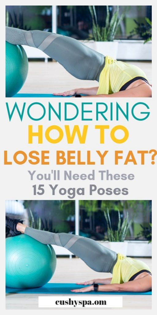 wondering how to lose belly fat