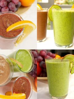 3 Super Healthy Smoothies to Start Your Morning With
