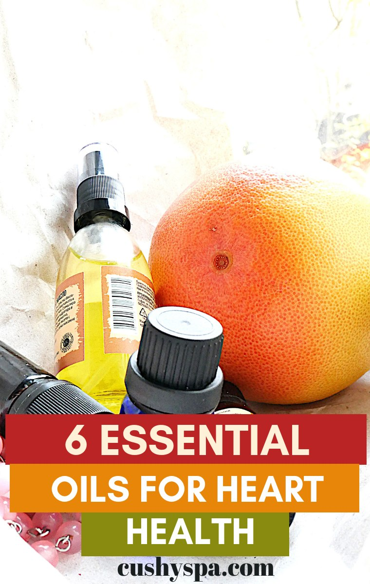 6 essential oils for heart health