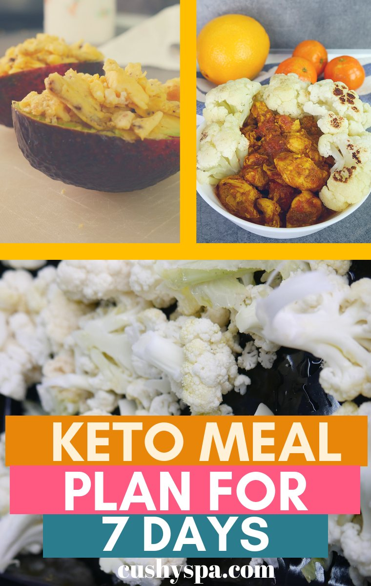 keto diet menu ideas