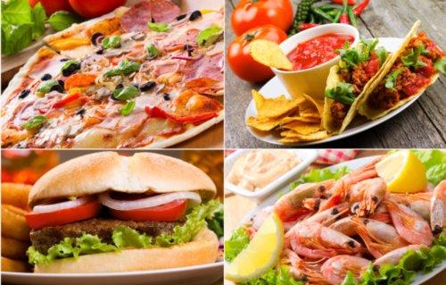 junk food tips
