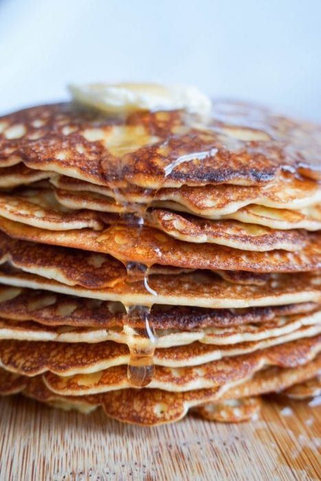 Keto Macro Pancakes