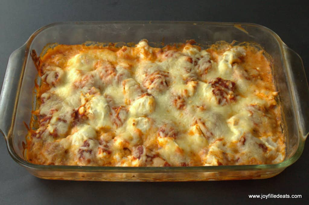 Pizza Chicken Casserole
