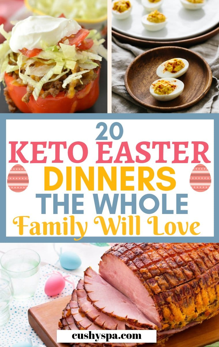 20 keto easter dinners the whole family will love
