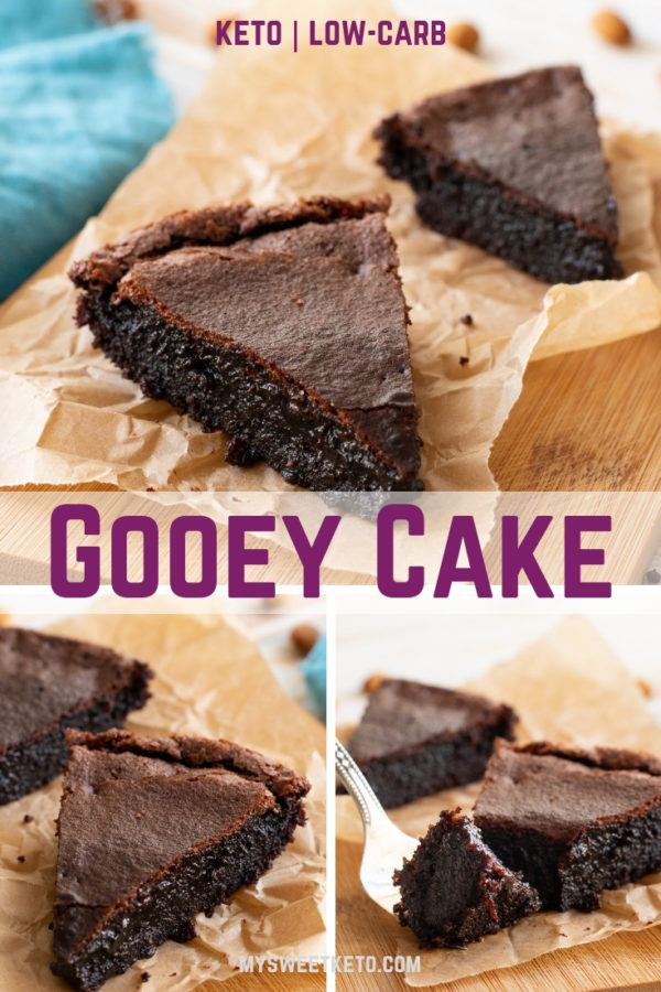 Chocolate Gooey Cake