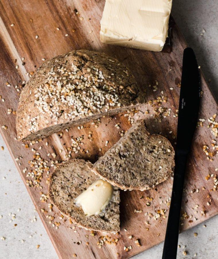 Delicious Keto Bread