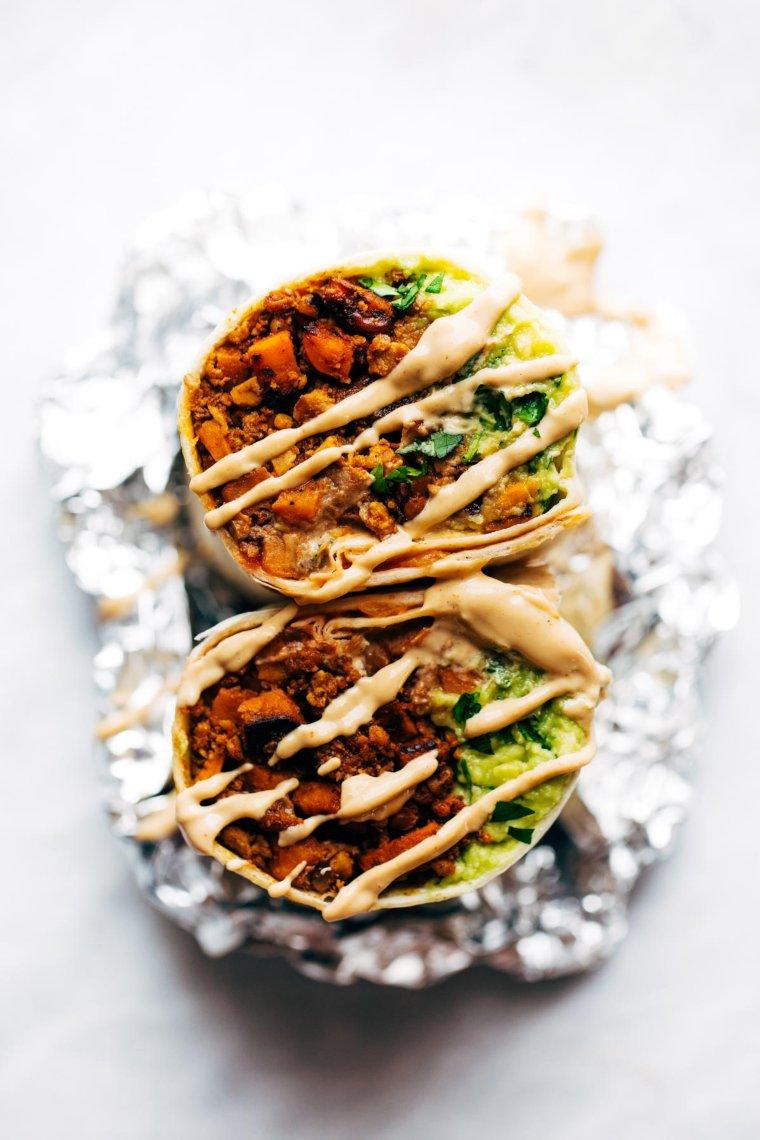 Cauliflower Walnut Taco Meat