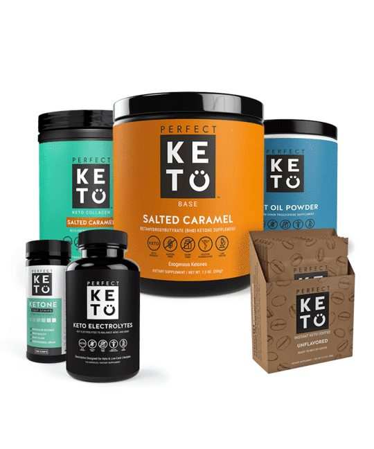 keto essential bundle for ketogenic diet