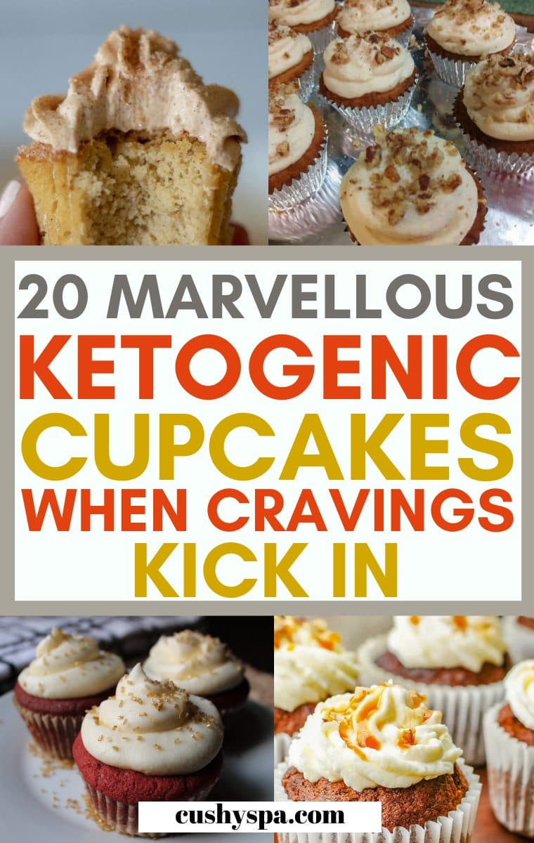 ketogenic cupcakes
