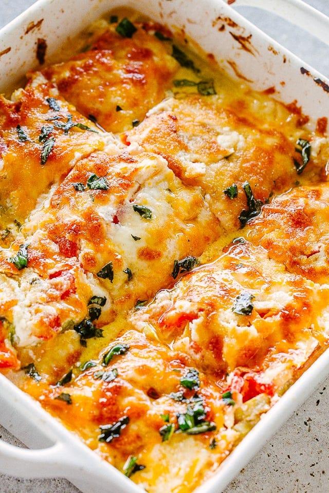 Zucchini Tomato Casserole