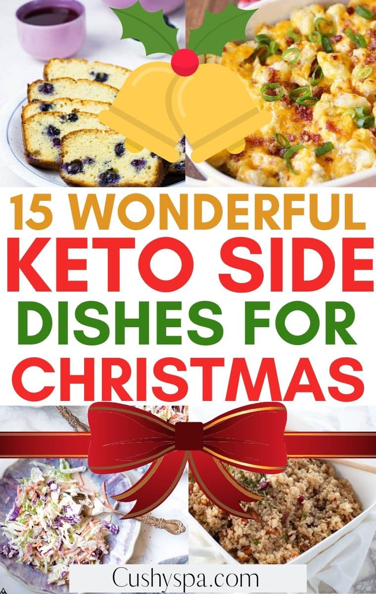 Keto Side Dishes for Christmas