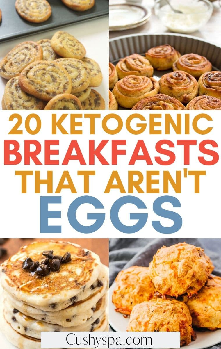 keto breakfasts