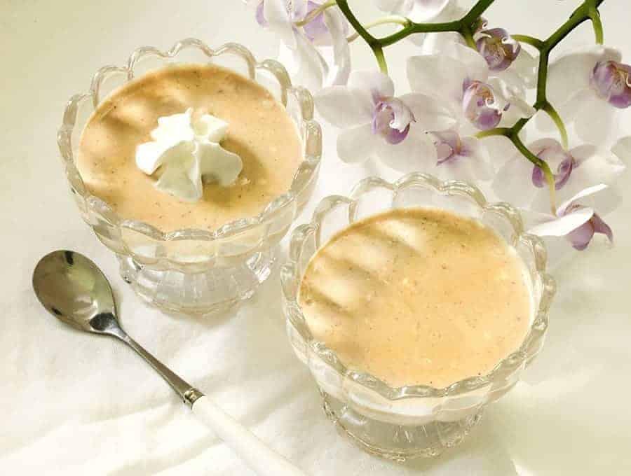 Peanut Butter Maple Mousse