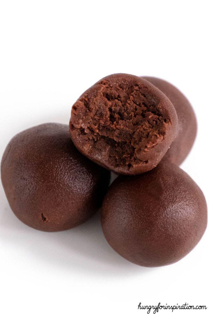 Velvety Brownie Bites