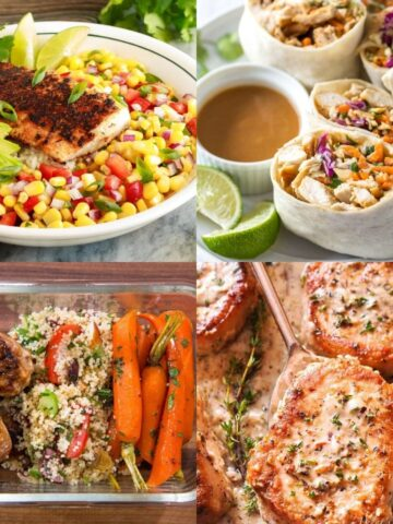 20 High Protein Lunch Ideas To Keep You Full