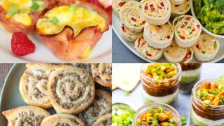 20 High Protein Snack Recipes That'll Keep You Full