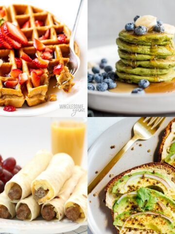20 Quick High Protein Breakfast Ideas