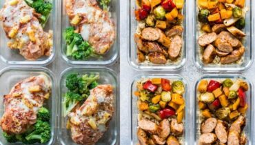 high protein lunch ideas