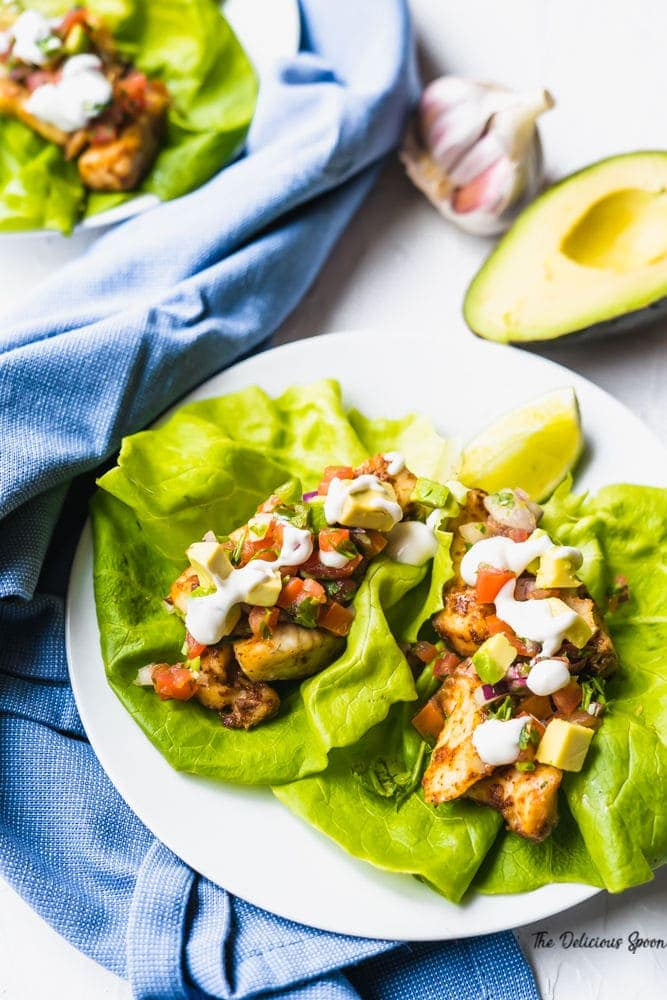 Baja Fish Tacos Recipe with Mexican Lime Crema