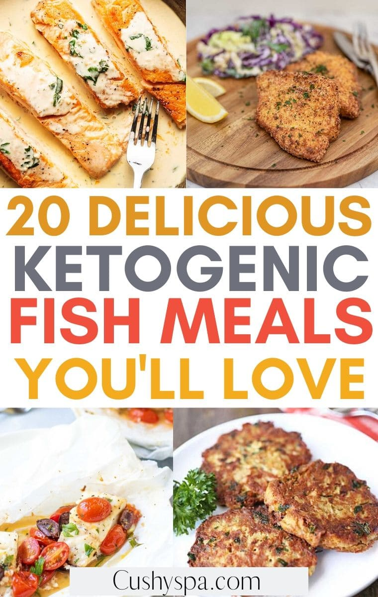 ketogenic fish meals