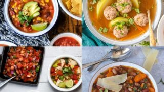 20 Filling High Protein Soup Recipes