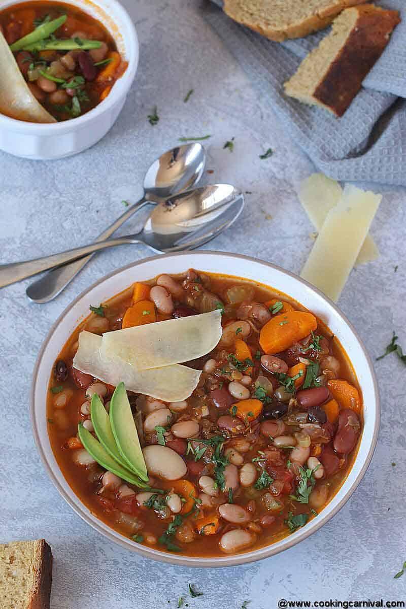 Instant Pot 15 Bean Soup