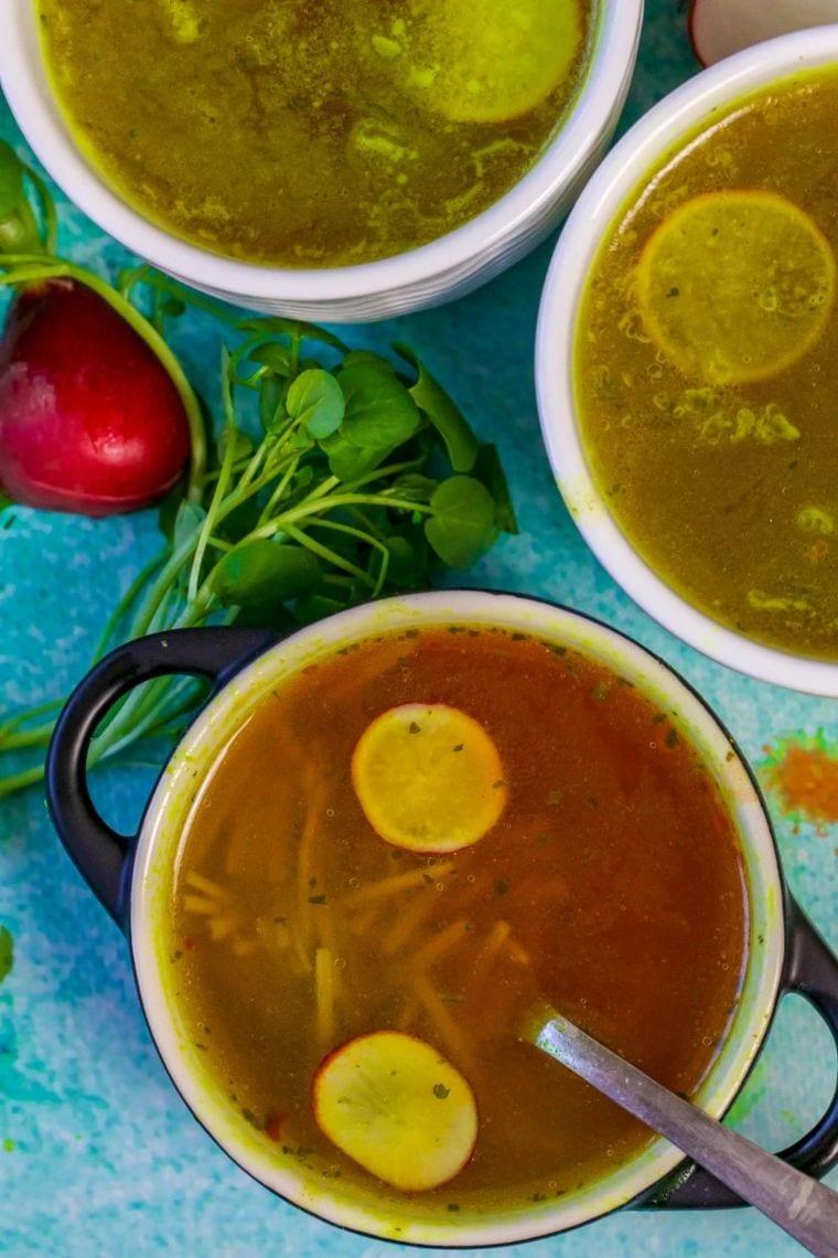 keto noodle soup