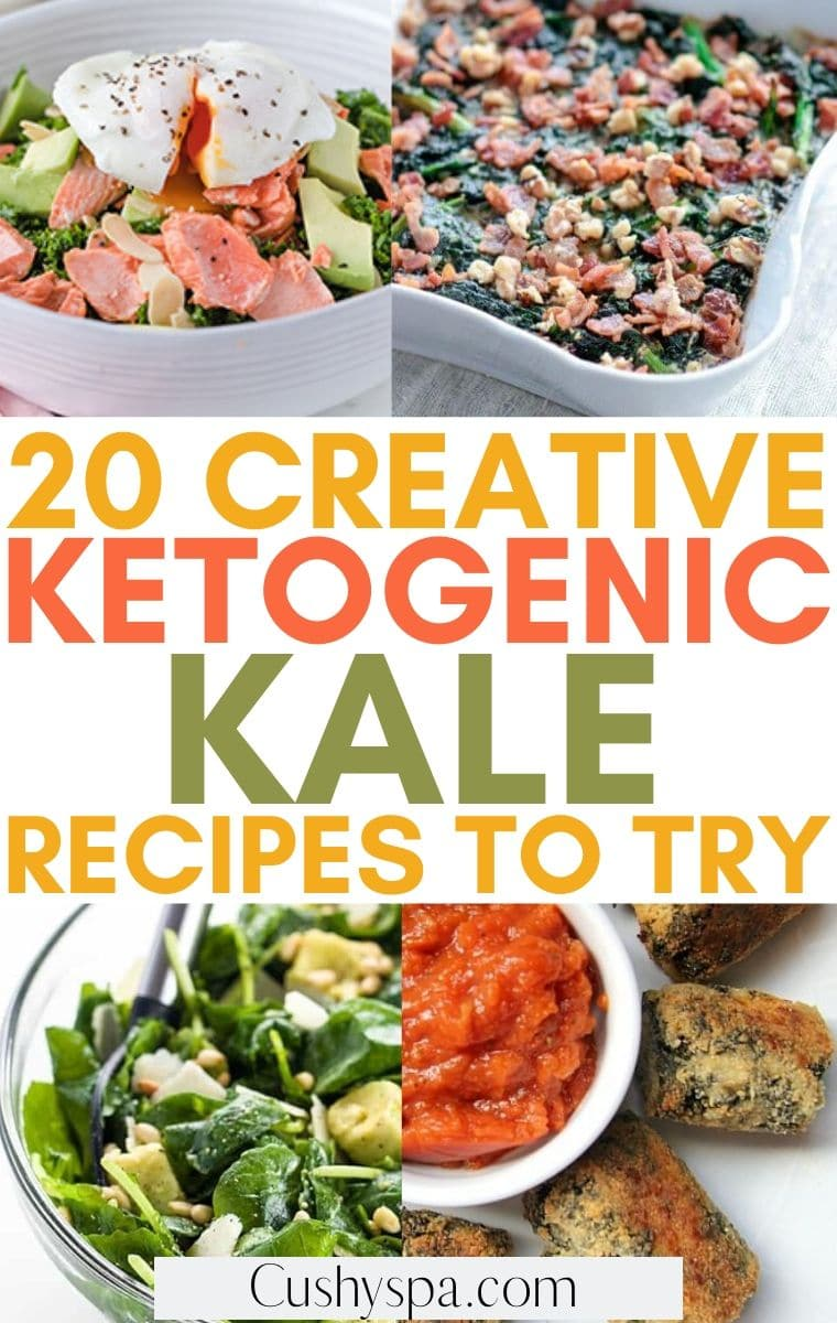 ketogenic kale recipes