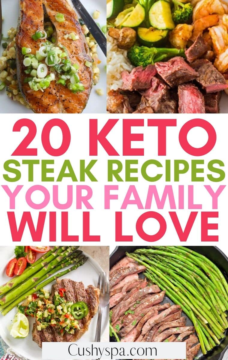 ketogenic steak dinners