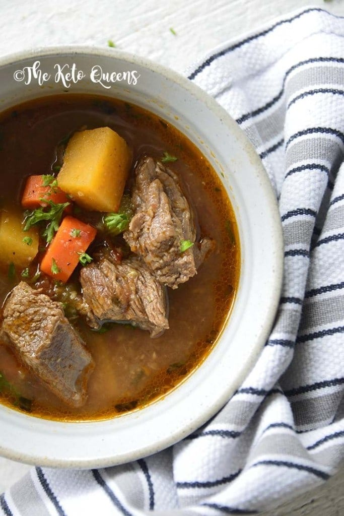Beef Stew Crockpot Recipe