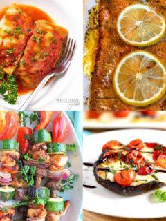 20 Low Carb Low Calorie Recipes