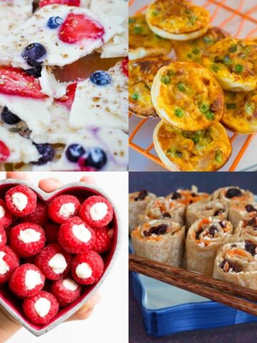 20 Healthy Snacks for Kids